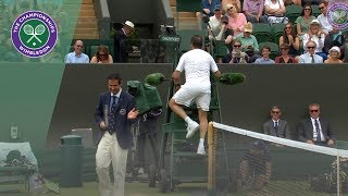 Things You Missed on Day 8 of Wimbledon 2019