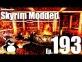 Introducing the Blacksmith's Basement - Skyrim Modded Ep 193