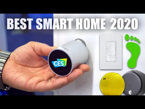 Best Smart Home Tech Tour at CES 2020!