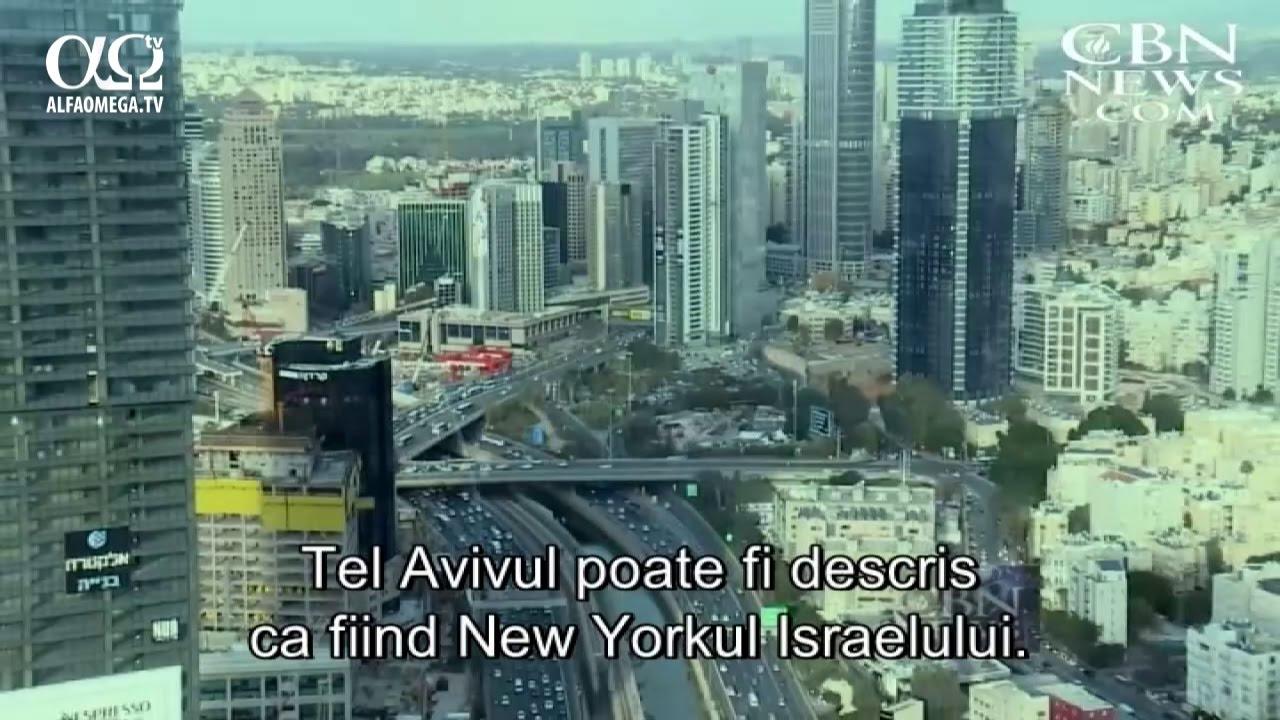 In ce fel implineste profetia orasul israelian Tel Aviv?