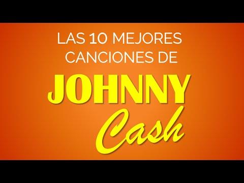 Las 10 mejores canciones de JOHNNY CASH
