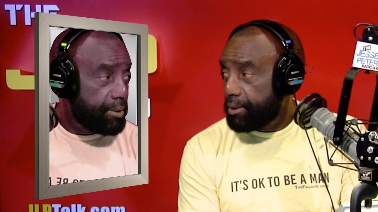 Jesse Lee Peterson Saw How Wicked He Was and Then Nothing was the Same