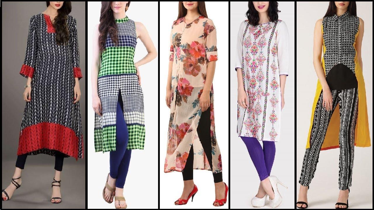 3c50991738 Top Latest Latest Kurta / Kurti Designs | Latest Indian / Pakistani Fashion  for girls