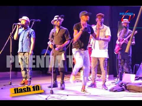 Flash 10:fally ipupa en mode balance du 1er concert de l'album  tokos