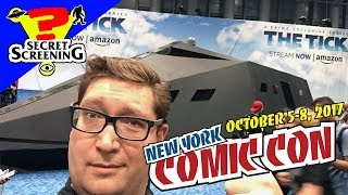 The Tick Experience: Dangerboat! NYCC 2017 | Secret Screening
