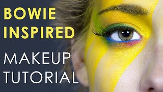 Make-Up Atelier Paris: Make Up Tutorial - Bowie Look Thumbnail