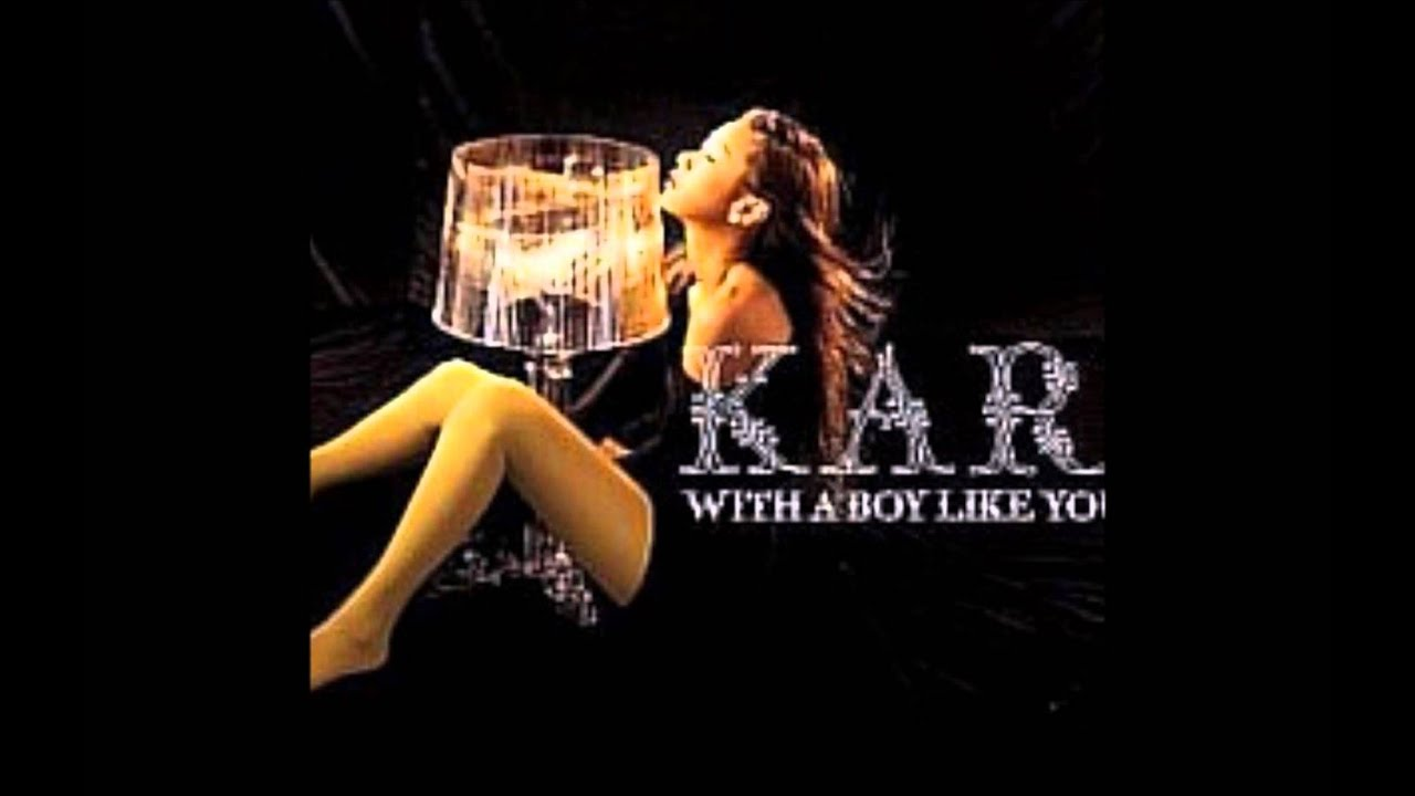 吳雨霏 Kary Ng 《假想敵》[專輯:With A Boy Like You][附歌詞] - YouTube