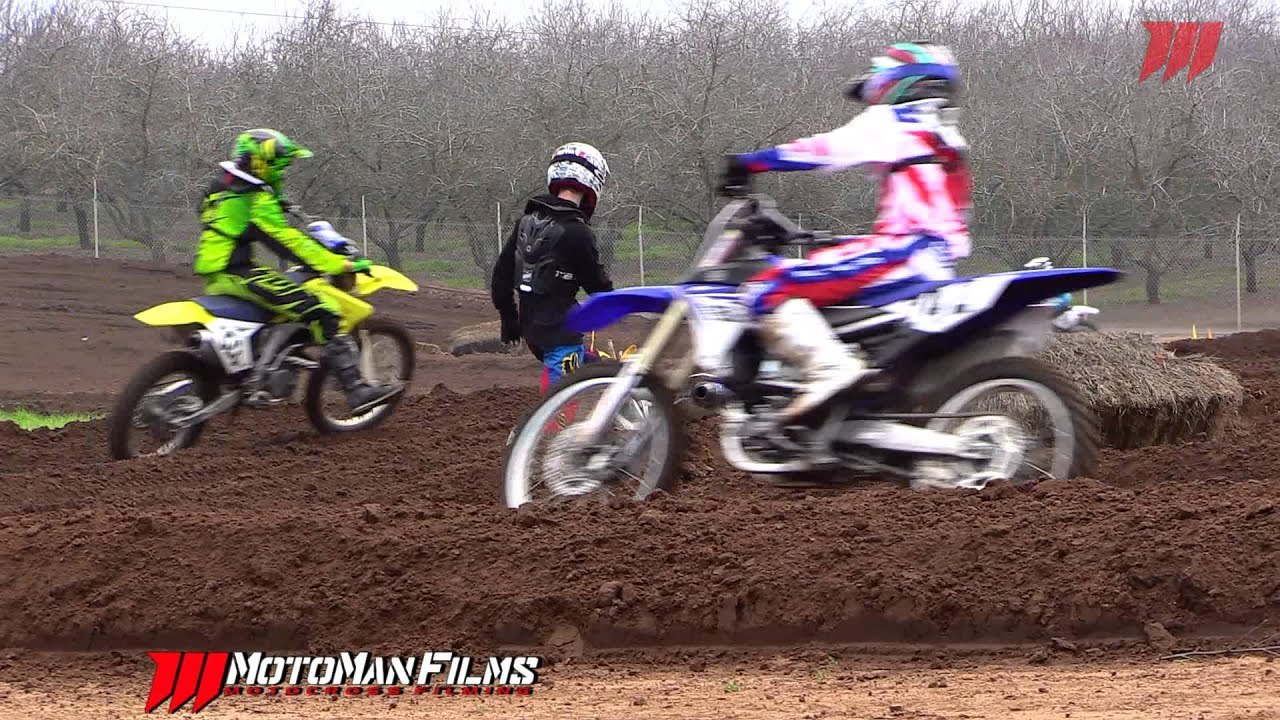 Oatfield Mx Amp Gfi 2015 Race Youtube