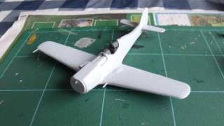 Focke Wulf FW190 D - Airfix 1/72 Inbox Review and Building