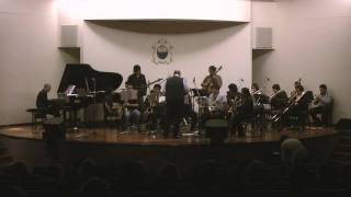 Now is the Time - La Colmena Big Band - 2011.wmv