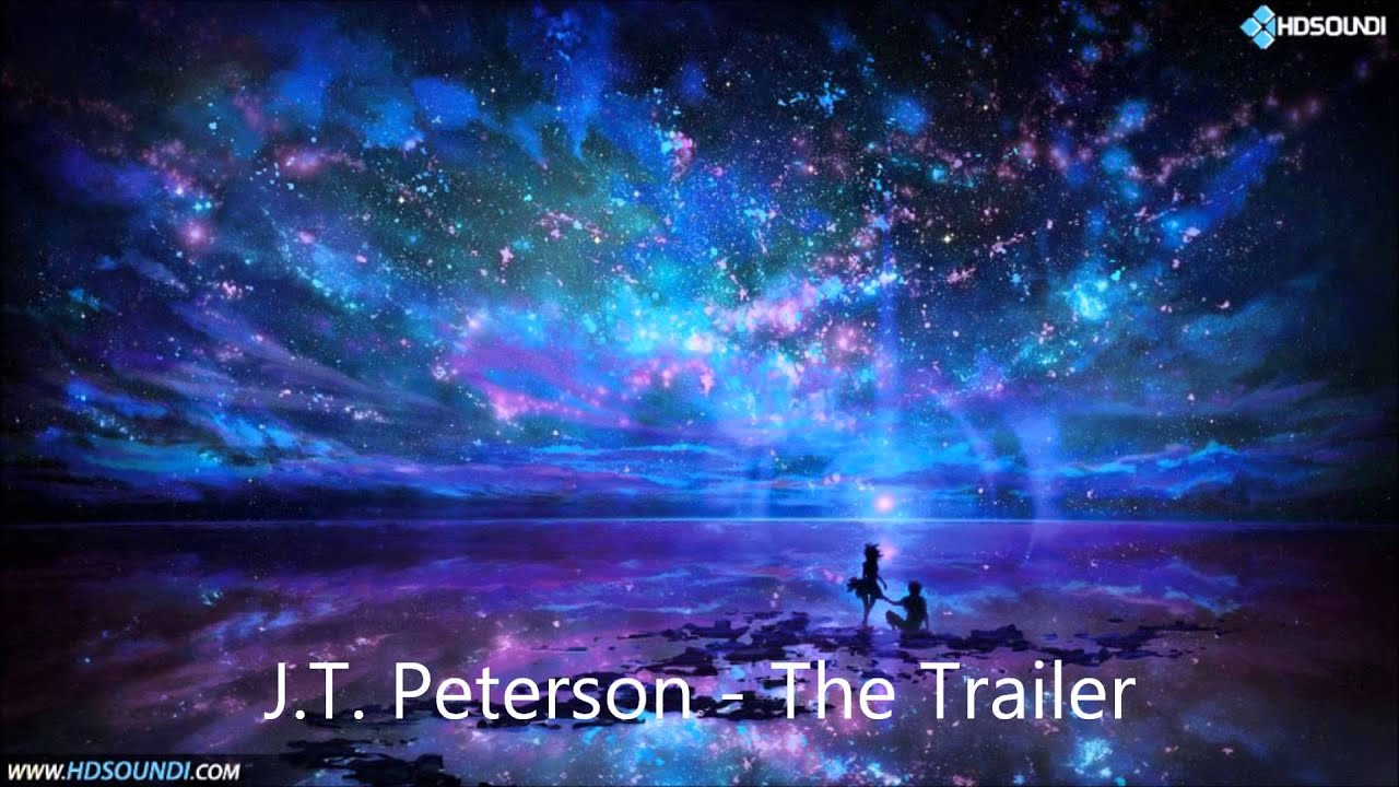 J.T. Peterson - The Trailer - YouTube