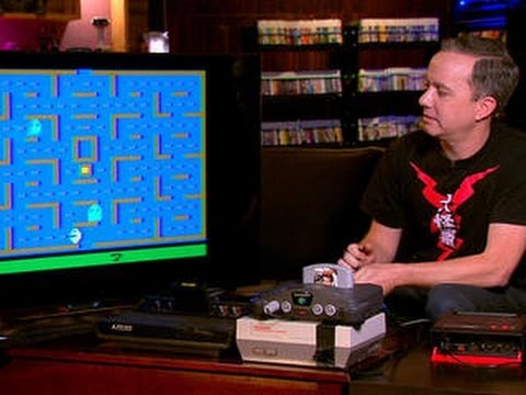 The Fix - Vintage video games make a comeback