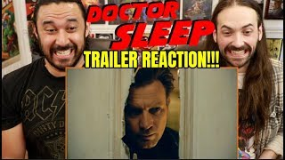 DOCTOR SLEEP | TRAILER | Shining Sequel - REACTION!!!