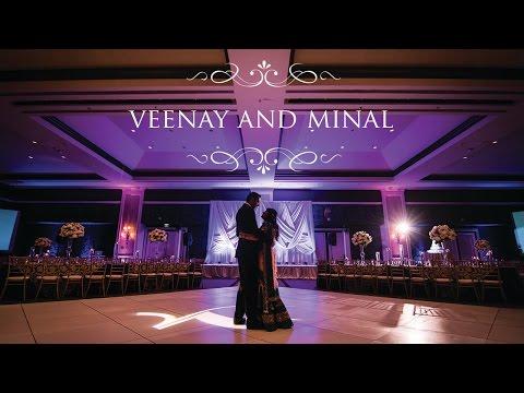 Veenay + Minal  –  Fairmont San Jose Wedding