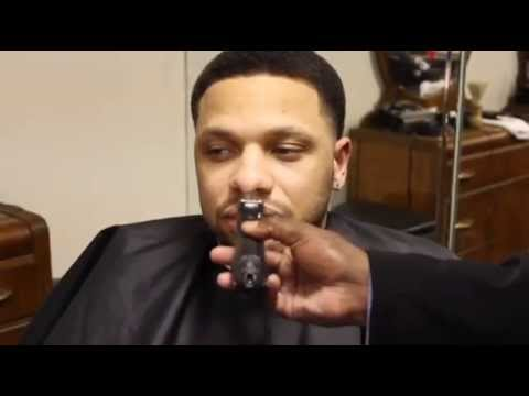 The Tool Box -Afro Textured Taper and Beard Shaping by Rodrick Samuels