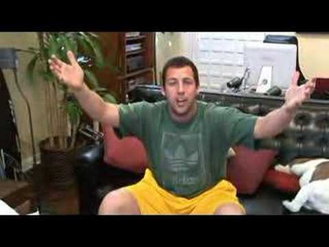 Birthday Message From Adam Sandler