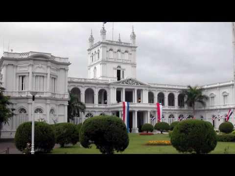 Sebastian Fitness - Travel Asuncion, Paraguay.