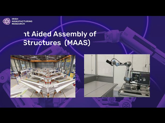 About MAAS Project (Measurement Aided Assembly of Large- scale Structures)