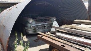 1956 Buicks Barn Find