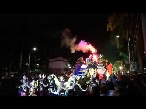 Jatim Specta Night Carnival 2017