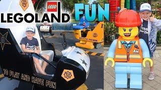 SO MUCH LEGOLAND FUN!!!