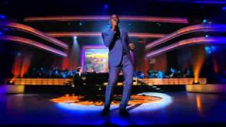 Brian McKnight showing his great vocal range in his rendition of Ea...