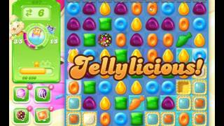 Candy Crush Jelly Saga Level 697