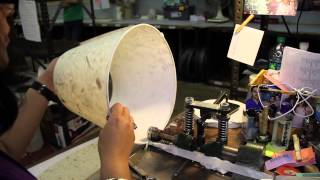 Manufacturing Quality Lamp Shades in the USA