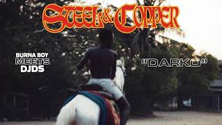 Burna Boy x DJDS - Darko (Official Audio)