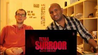 Teraa Surroor - Trailer Reaction - TheBuds - Shawn Arranha - Himesh Reshammiya