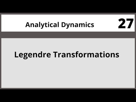 Analytical Dynamics in Hindi Urdu MTH382 LECTURE 27