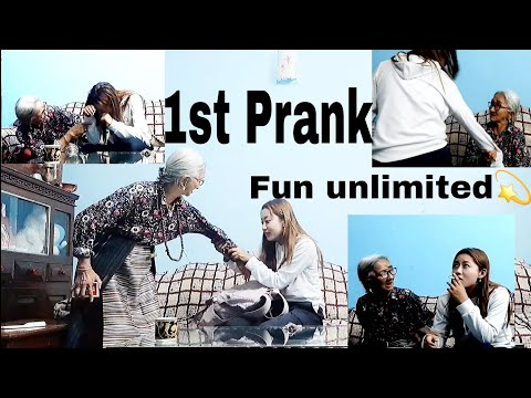Download My First Elope Prank on my Grandmom🔥 (Ma aba kta sanga vangna lageko...) Dont miss the ending💫