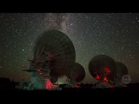 Radio waves from merging neutron stars