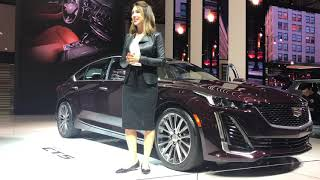 2020 Cadillac CT5 | Walkaround | First Look | New York Auto Show