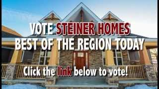 Steiner Homes Best of the Region 2015