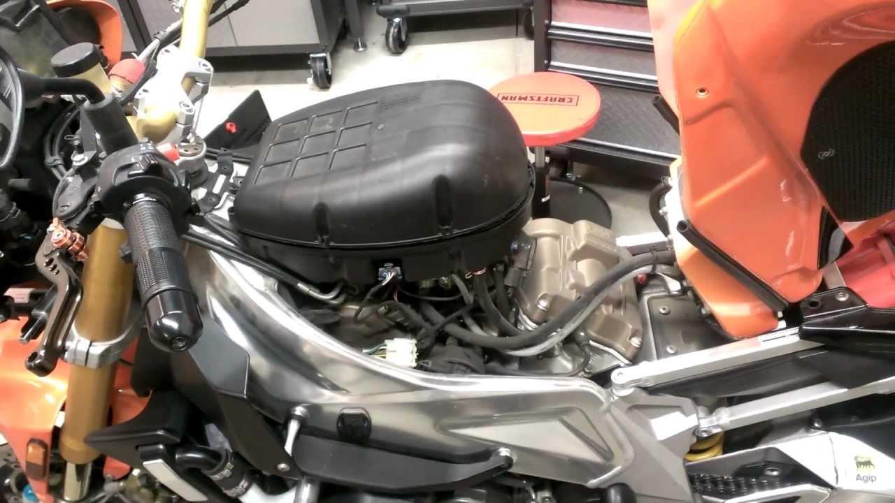 Kawasaki Custom Fuel Pump