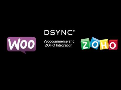 Connect Woocommerce and Zoho in 8 minutes