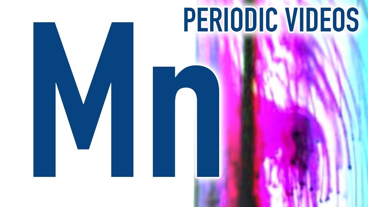 Manganese lessons tes teach manganese urtaz Choice Image