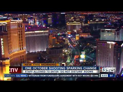 Boyd Gaming Changes Do Not Disturb Police