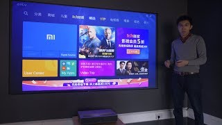 Fengmi 4K Ultra Short Throw Laser Projector Review