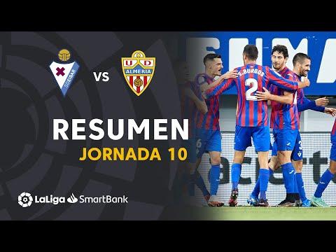 Eibar Almeria Goals And Highlights