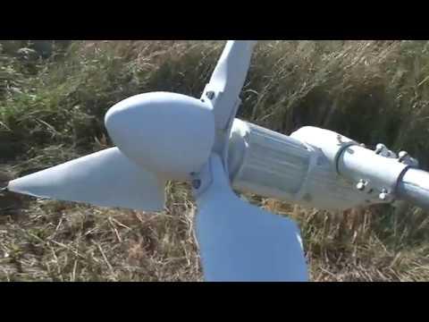 Мачта для ветрогенератора своими руками