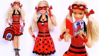 � DIY: Miraculous Ladybug DRESS inspired by her costume || Made with balloons VERY EASY �