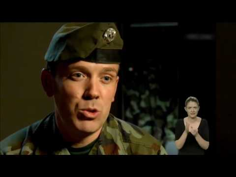 RECRUITS OF THE IRISH ARMY | EPISODE 2 OF 2 | 2017. ®