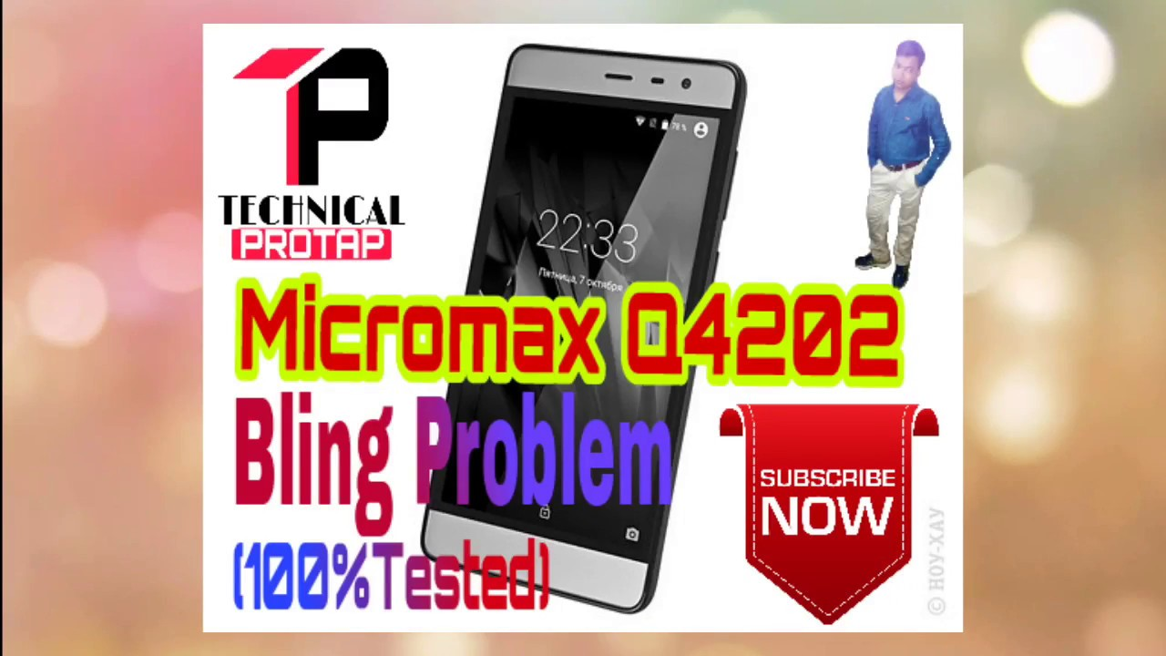 Micromax Q4202 Bling Problem 100solution Youtube Switch Wiring Diagram
