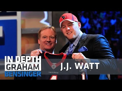 J.J. Watt: Phone video fuels me