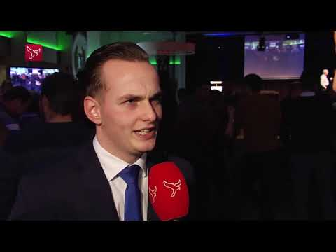 Verkiezingen Urk - Hendrik Wakker (PVV) reageert op het behalen van 1 zetel