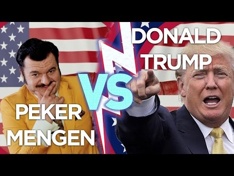 Kolonya Cumhuriyeti - Peker Mengen vs Donald Trump (Sinemalarda!)