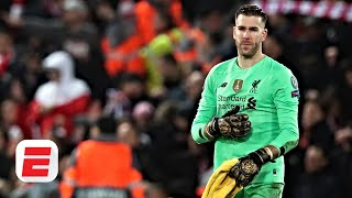 Liverpool 2-3 Atletico Madrid reaction: They lost because of Adrian! - Nicol | Champions League