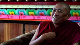 Geshe Wangchen:  Tibetans